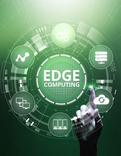 Entenda o que é<br /> <span> Edge Computing </span>